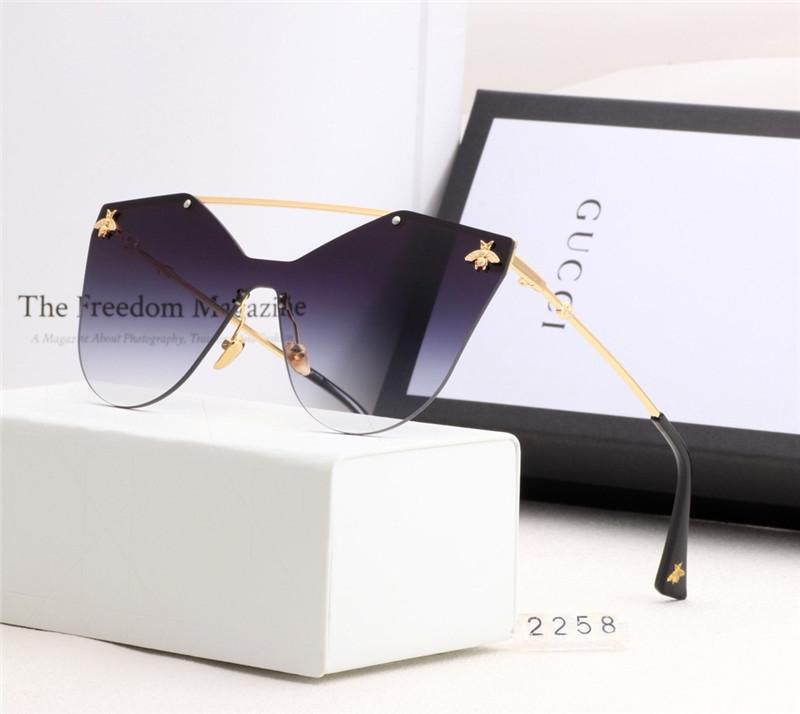 2015brand polarized light sunglasses for men's and women's aviators UV400 sunglasses are banned from 3016 pairs of metal-framed polarized le