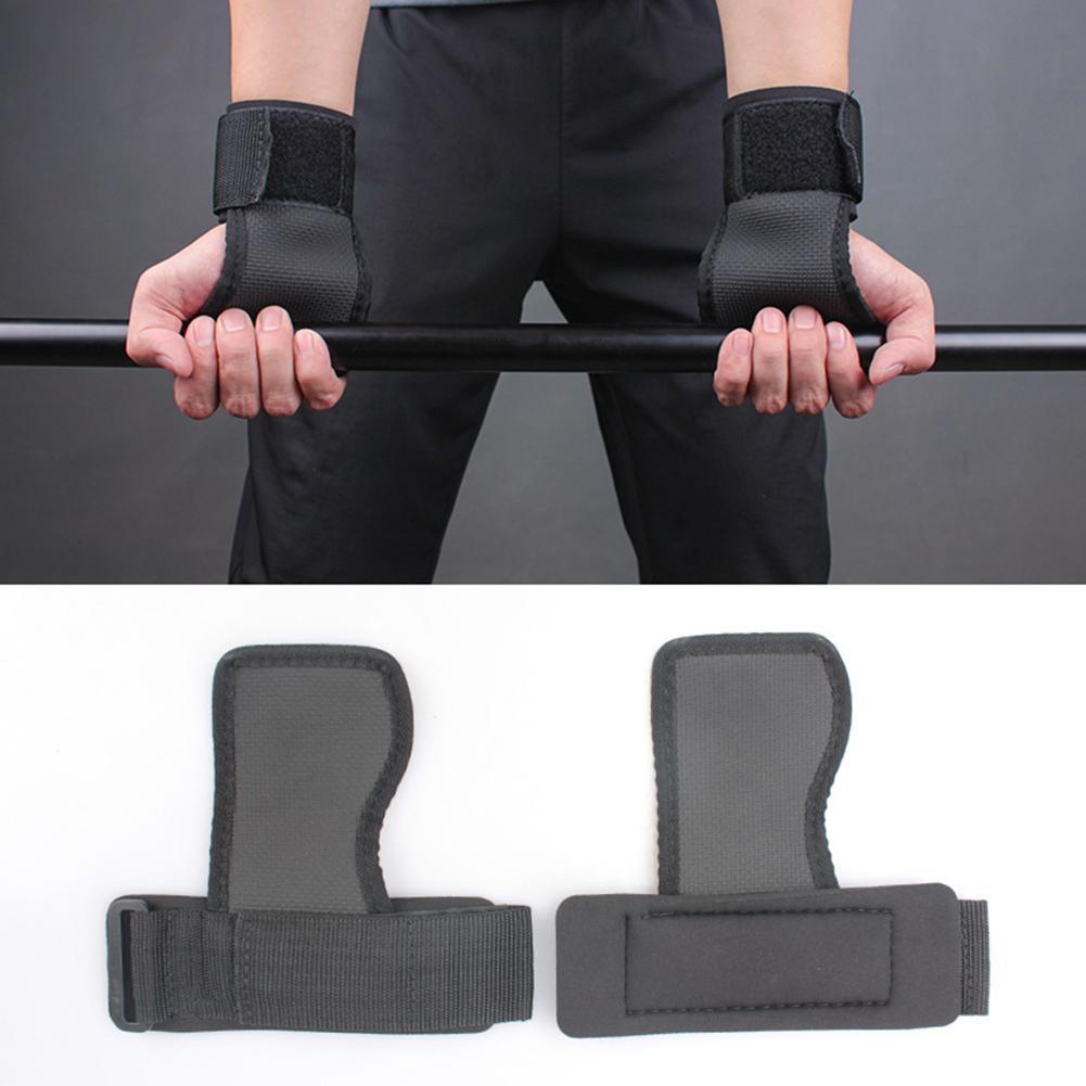 Спорт ручки Перчатки Вес подъёмные ремни Прочный Бодибилдинг аксессуары Пояс прочность тренировки для Gym Training Многоцелевой