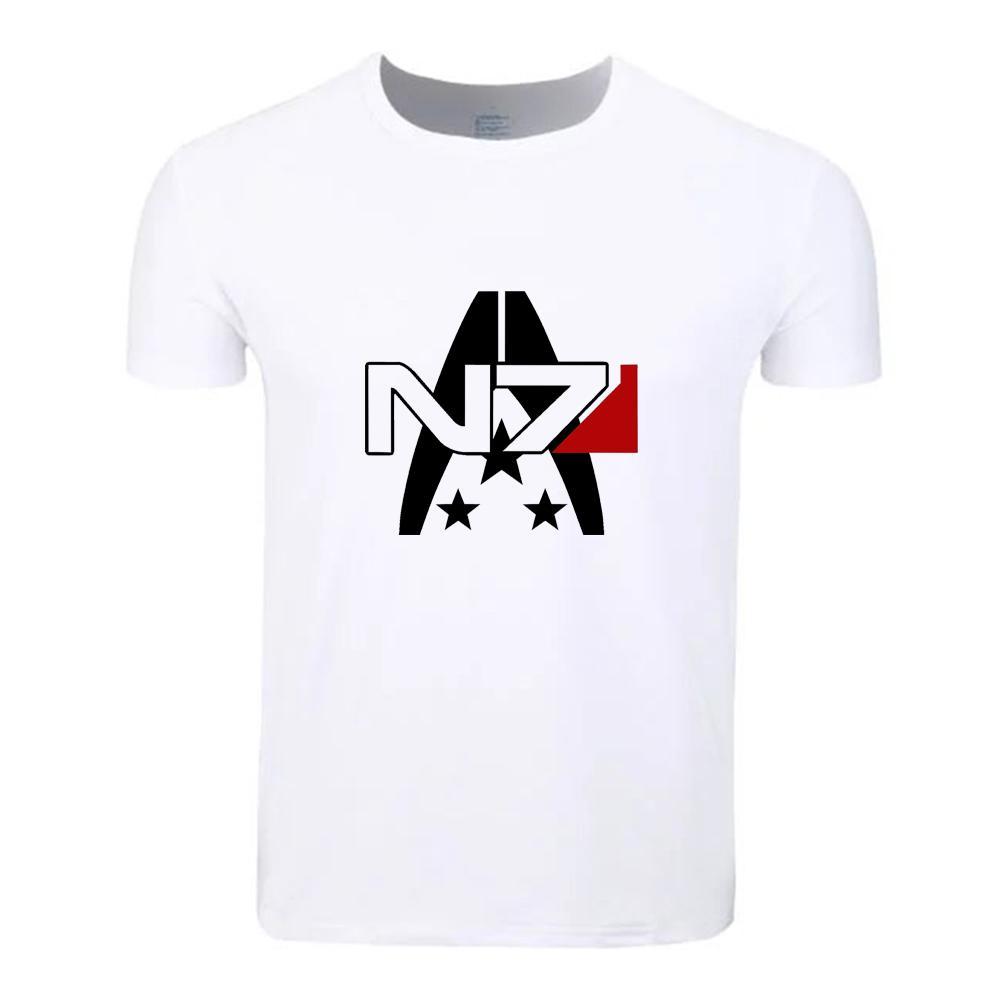 Mass Effect N7 Logo Tee-shirt Homme