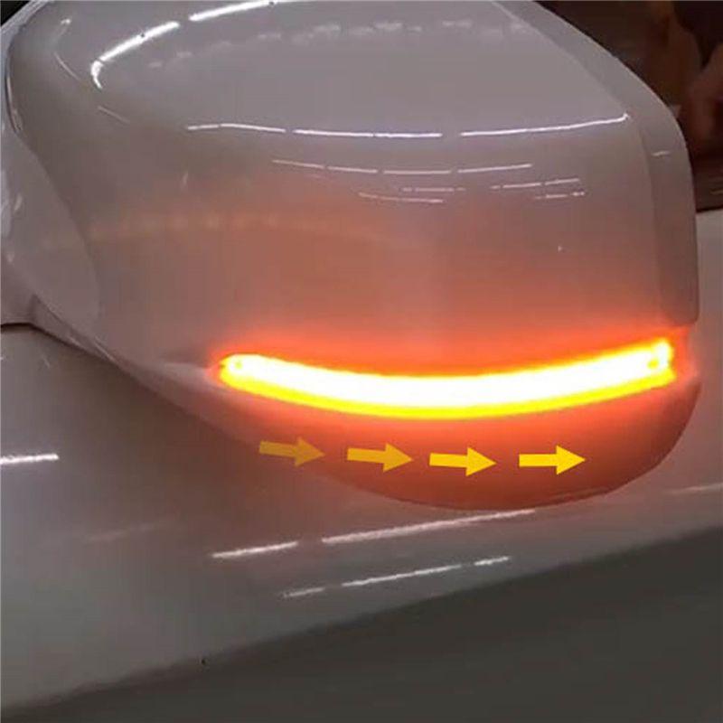 asa lateral da porta retrovisor espelho seguinte movendo blinker seqüencial led dinâmico turno sinal luzes viagem para honda accord lâmpada urv 2017