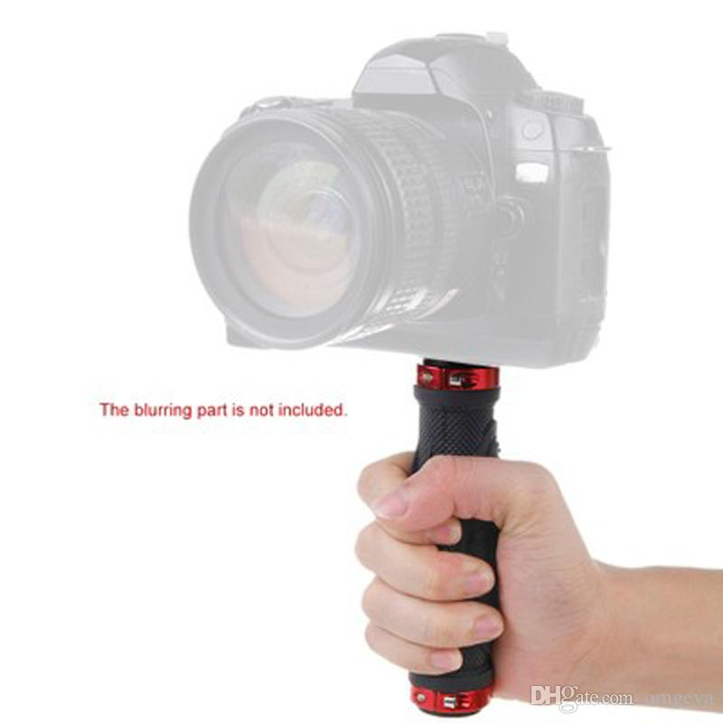 "1/4"" Screw Handheld Holder Grip Stand Stabilizer for Sony Canon Nikon 70D 60D DSLR Camera DV for Gopro Video LED"