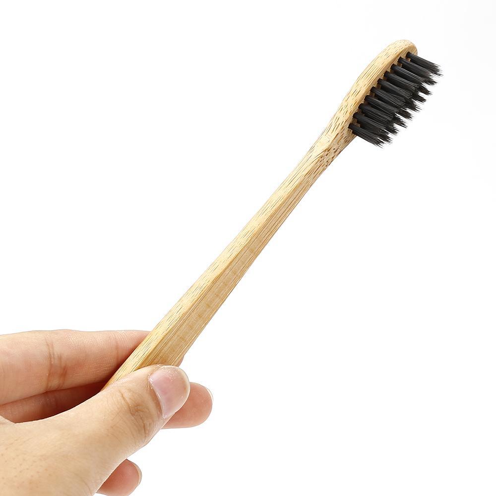 Бамбуковый Зубные язык уборщик Протез Зубы Travel Kit Зубная щетка MADE IN CHINA БЕСПЛАТНАЯ ДОСТАВКА оптовой