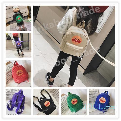 Il bambino scherza su tela Zaini Moda Stampa bambini Borse spalla scuola borsa asili ragazze dei ragazzi anti-perso Zaino Prenota pacchetto LY423