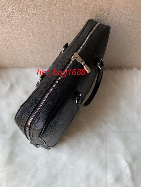 2019 nuova valigetta da uomo pacchetto business di lusso vendita calda borsa per laptop borsa messenger in pelle borsa clutch OL Business file storag donna