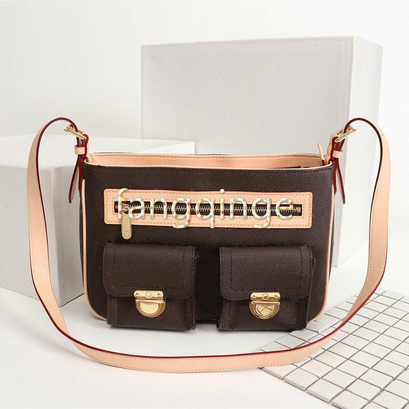 2020 borsa della donna di modo borsa di qualità di lusso delle donne eleganti Tracolle dimensioni 30 * 20 9cm *