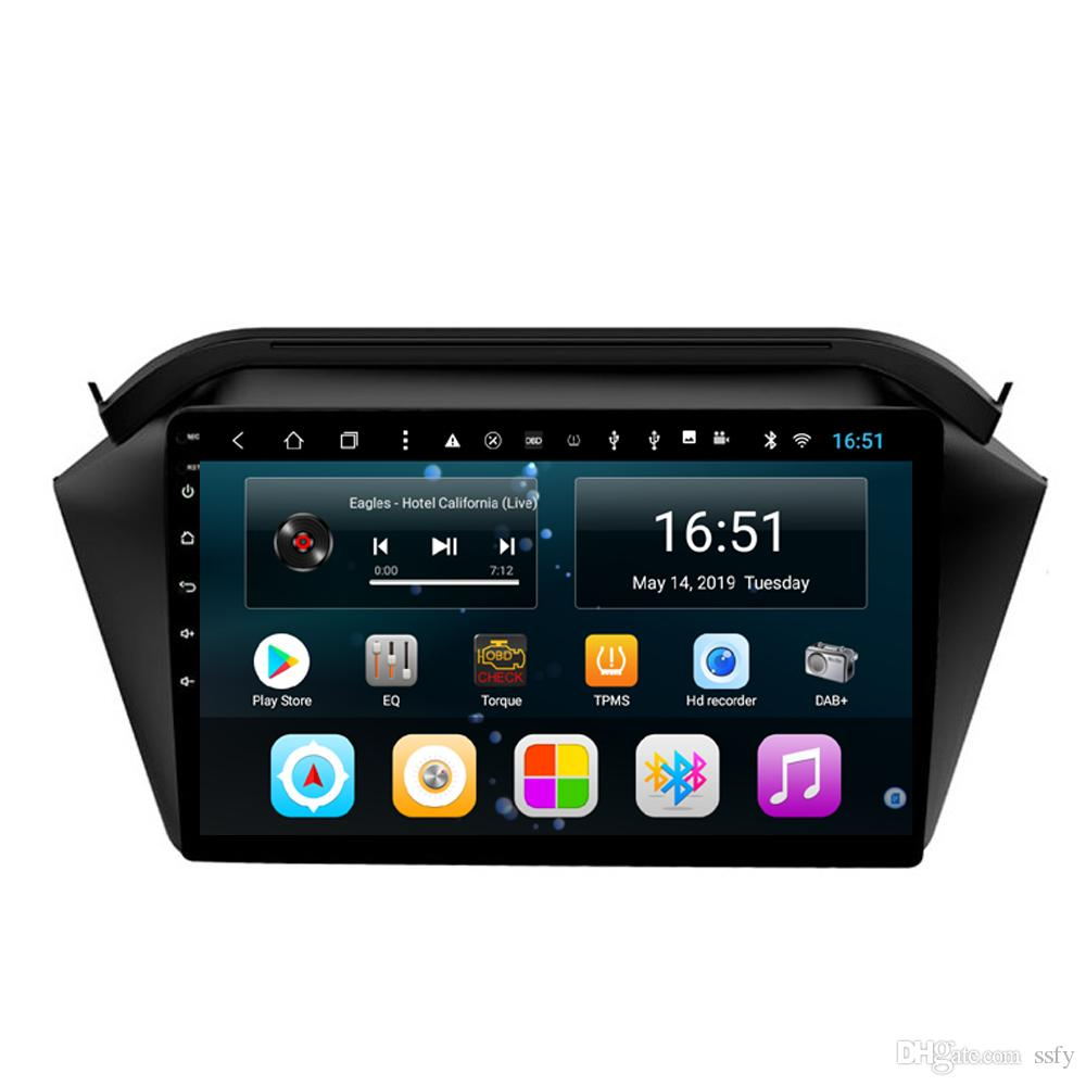 Android car player with precise GPS navigation Resolution HD 1024 * 600 multi-touch screen bluetooth lossless music for JAC S2 10.1inch