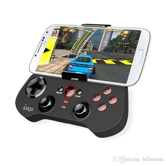 IPEGA PG Sem Fio Gamepad Bluetooth Jogo Controlador Joystick Jogo para Android / iOS Tablet PC Caixa de TV Smartphone PG-9017S BA