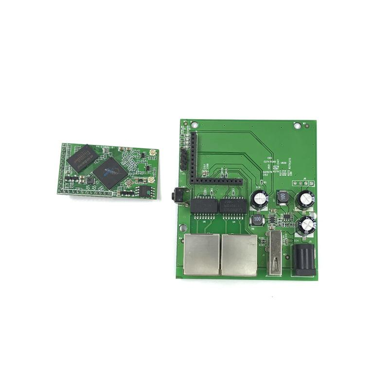 Wireless Routers Super Mini Wifi Module 300m Wireless Transmitter And Receiver Router Wifi Pcba Modules