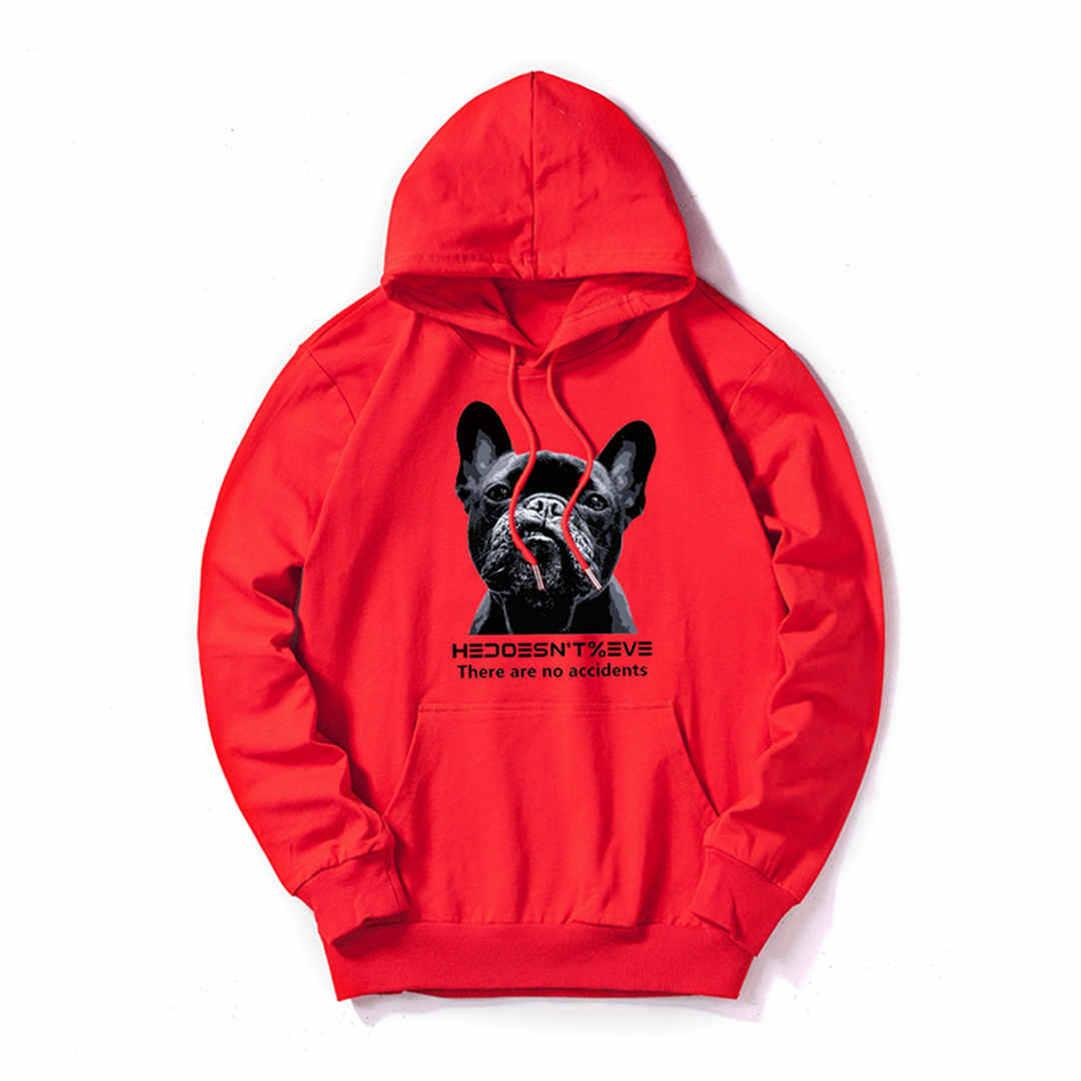 Sudaderas con capucha de diseñador Hombre Sudaderas de lujo para hombre Sudaderas con capucha para mujer Marca de perro afortunado Jersey de manga larga 5 colores Opción Top de alta calidad