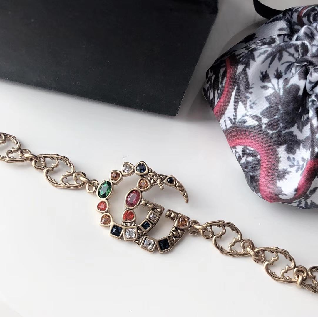 Nail Bracelet Rosa Argento Acciaio amanti braccialetto gioielli paio con la scatola per le donne e