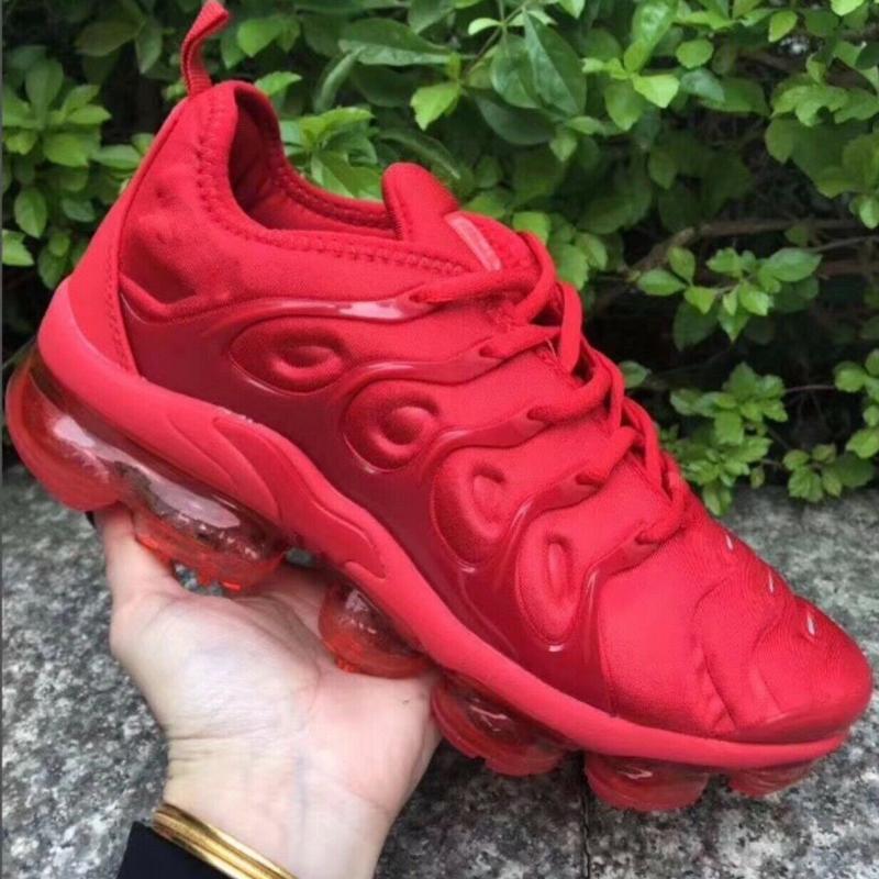 2020 TN Plus Triple Red Running Shoes Men Designer Shoes White Metallic Silver Stripe Brown Purple Blue Red Leopard Sports Sneakers