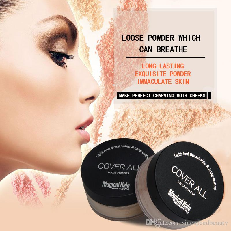 Smooth Loose Powder Makeup Transparent Finishing Powder Waterproof Cosmetic Puff For Face Finish Setting With Puff S1001 From Sinospeedbeauty 4 68 Dhgate Com