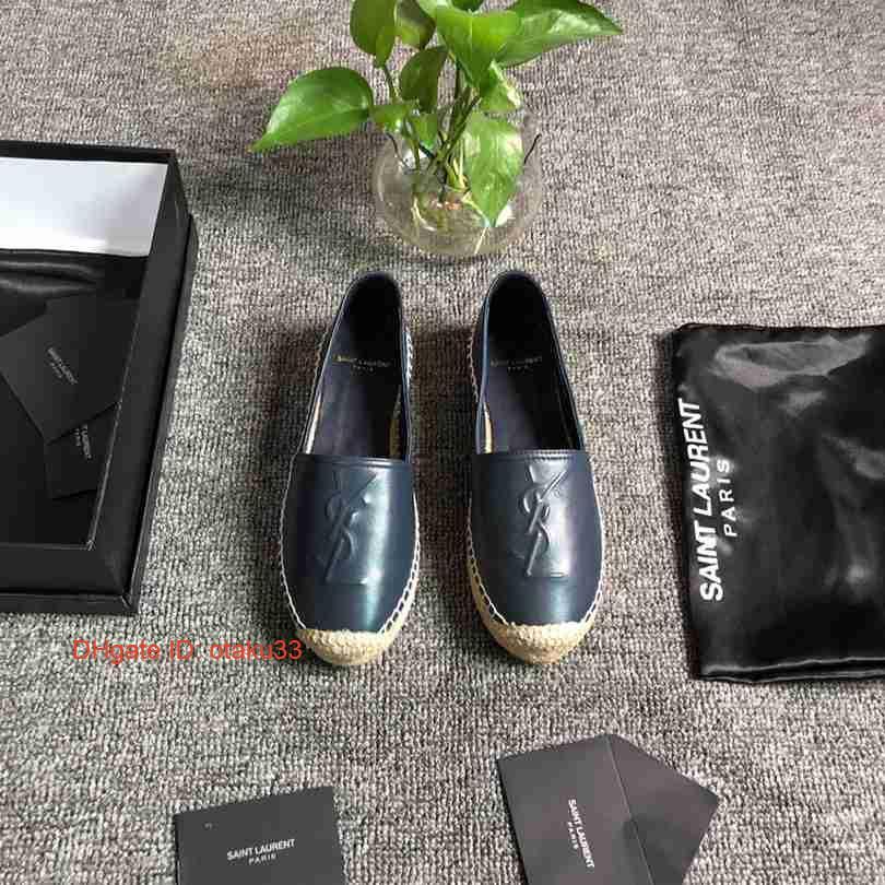 Fischer Schuhe Ebene-Schuh-Frau 2019 Spring Fashion Patchwork Wohnungen Heel Damen Freizeit-Schuh-Frauen S Shallow Einzelne Schuhe JP1117