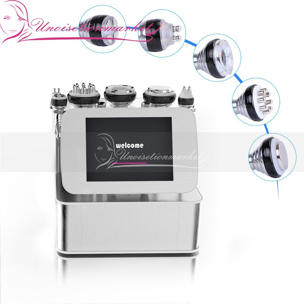 7in1 Фотон Unoisetion кавитация 3D SMART RF Body Slimming Machine Shaping Body Contour Shaping Cavitation Treatment Beauty Machine