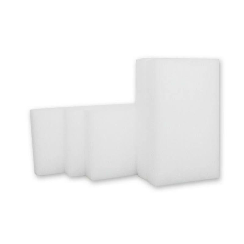 도매 가격 멜라민 스폰지 매직 스폰지 지우개 주방 사무용 욕실 청소를위한 멜라민 클리너 나노 스폰지 10x6x2cm