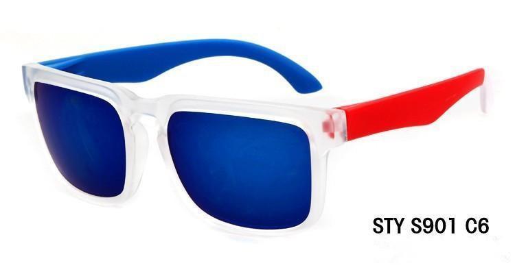 Оптово-2016 Марка Spied Ken Block Helm Солнцезащитные очки Модные спортивные солнцезащитные очки Oculos De Sol Солнцезащитные очки Eyeswearr 21 цвета Мужские очки