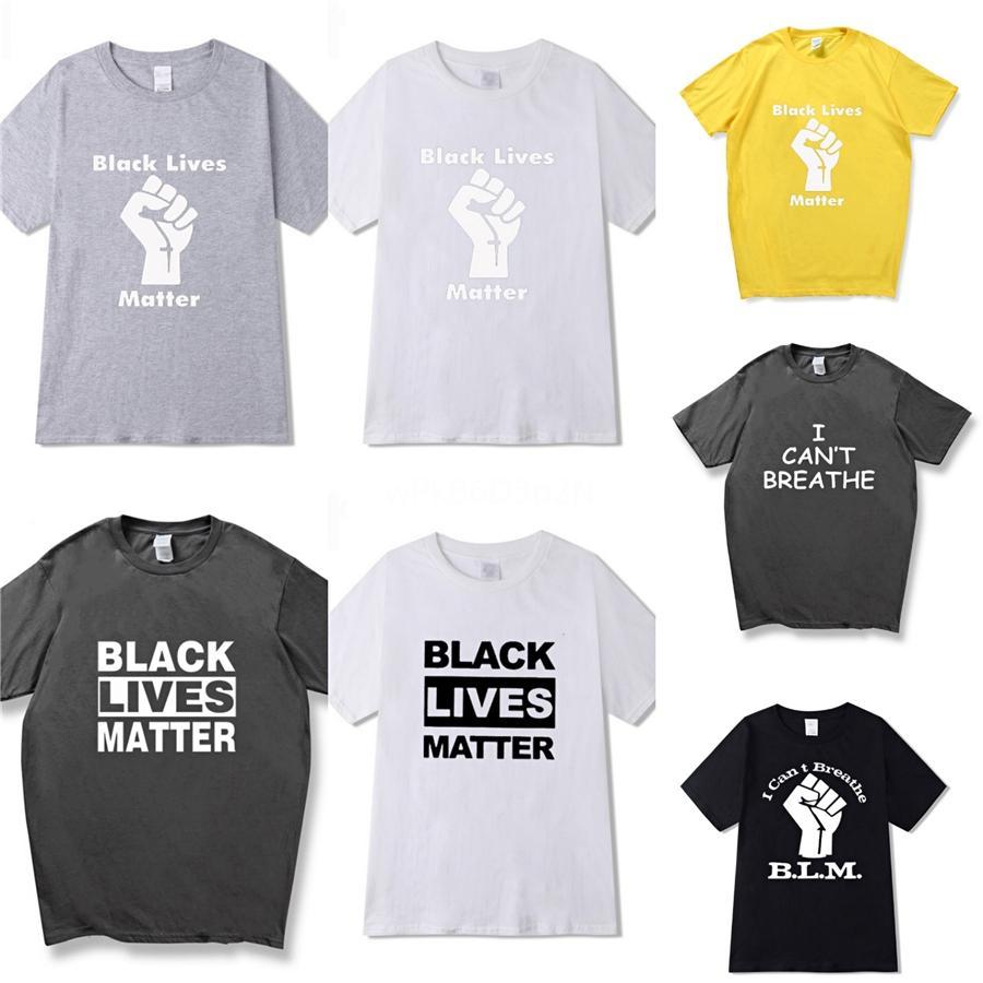 I Cant Breathe! L'été des hommes t-shirt Designer Polo Marque T-shirts de mode de luxe Polo Hommes Coton Balises broderie Tops T Shi # 89