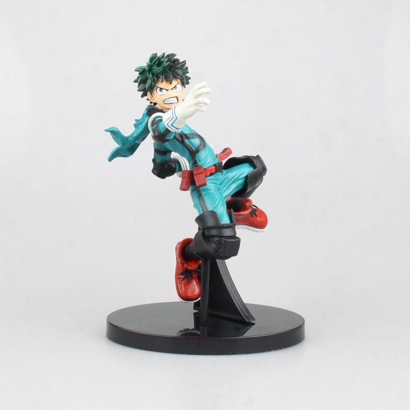 17cm Anime My Hero Academia The Amazing Heroes Vol.1 Midoriya Izuku Figure