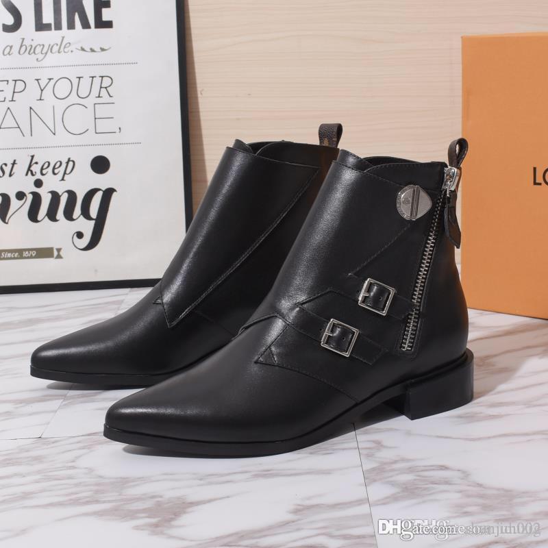 19ss Markalı Kadınlar Siyah Beyaz Eğik Tuval Dokulu Dantel-up Sneaker Boots Tasarımcı Erkekler Çiçek Letter Print İki tonlu Kauçuk Sole Casual