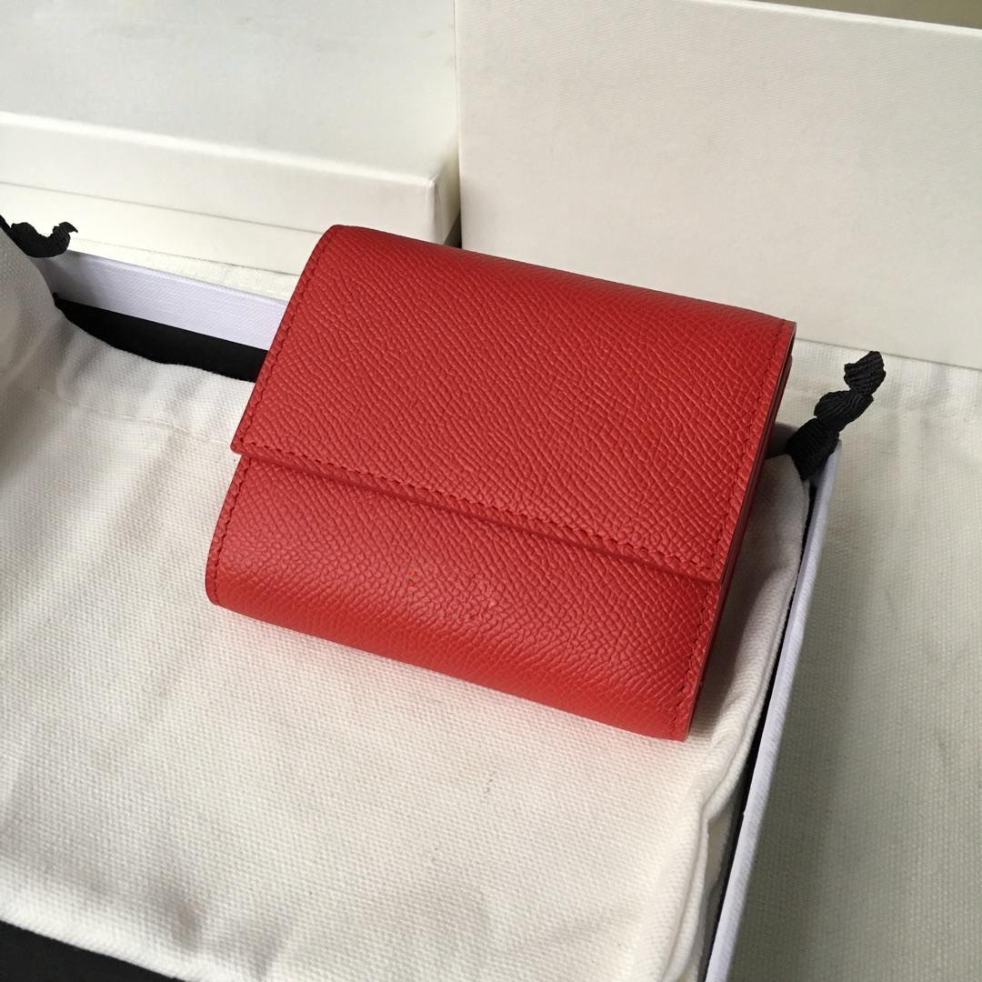 Дизайнер бренда конструкторов-сумка роскошных дам кошелька кредитной карты мешок сцепления 2 спецификация реальной кожа верх корабль DHL освобождает перевозку груз