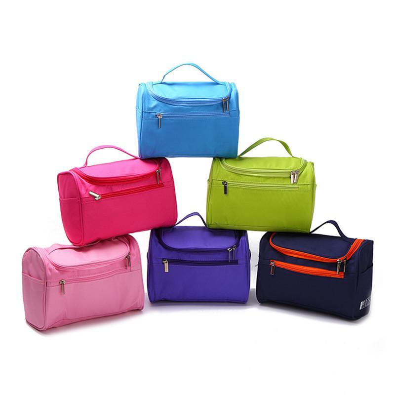 2020 Hanging Toiletry Bag Travel Cosmetic Kit Large Essentials Organizer Waterproof Portable travel hook pillow cosmetic bag @C