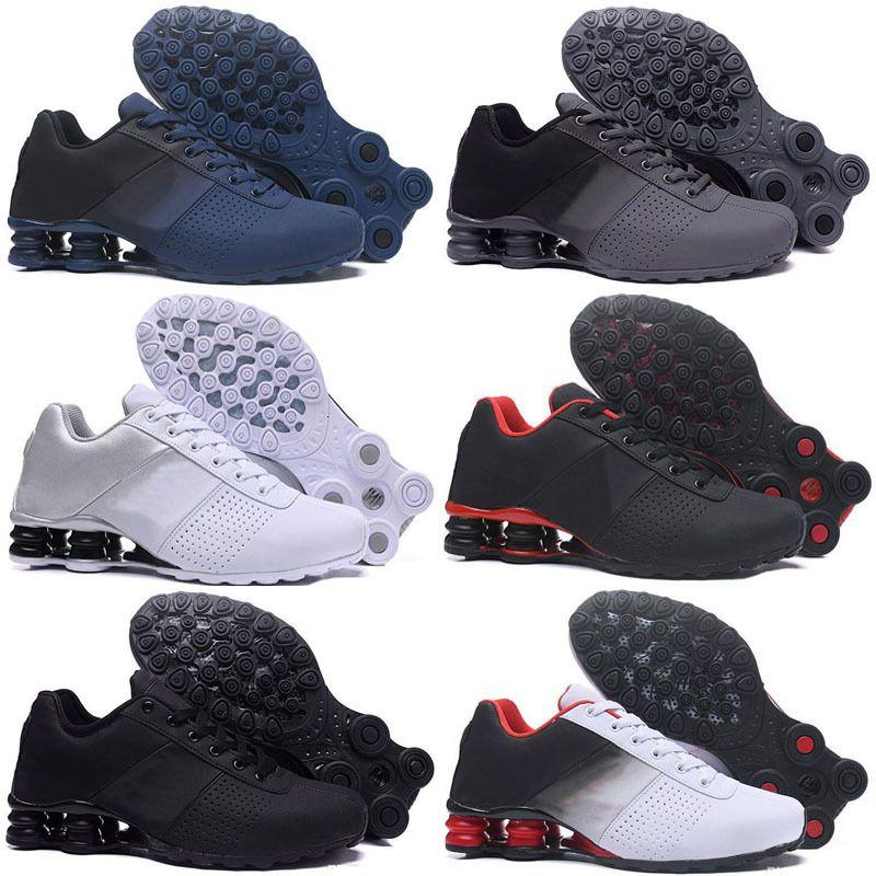 Nuovo arrivo NZ Deliver 809 Uomo Donna Bambini Running Shoes modo poco costoso delle scarpe da tennis bianco nero rosso attuale Top Qaulitys Sport Shoes