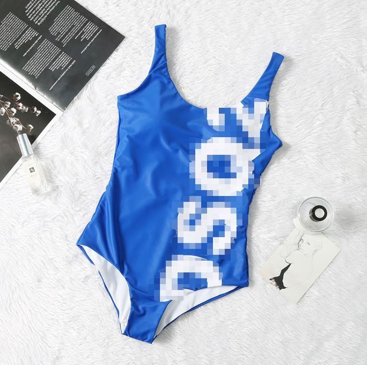 2020 nuevo llega la venta caliente Señora atractiva del bikini traje de baño de las mujeres juegos de una pieza de baño Monokini Muchacha de la playa Sexi calidad superior 20061006D