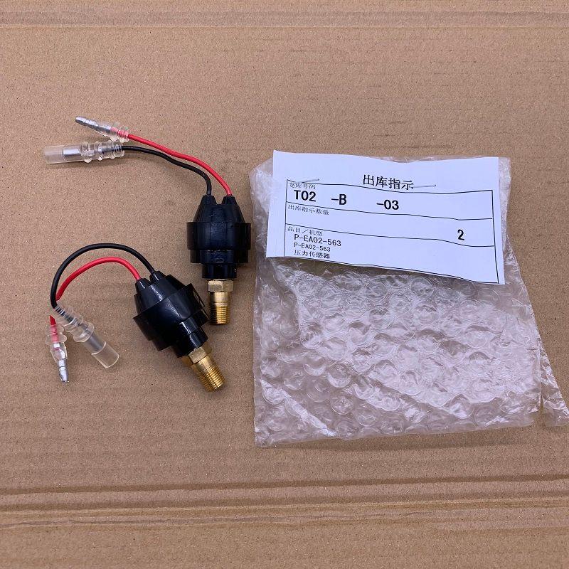 2pcs livraison gratuite / lot d'origine Kolbeco capteur de pression P-EA02-563 indicateur de commutation de presse