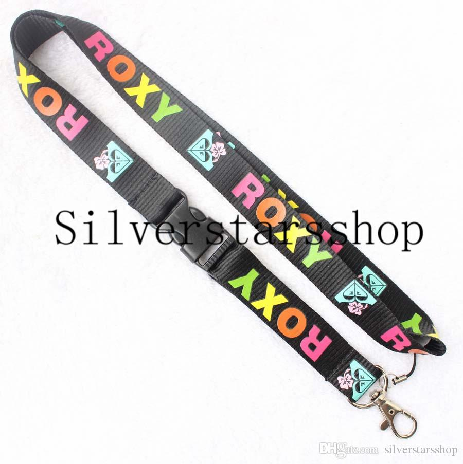 LADIES MENS KIDS Designer Fashion Lanyard Neck Strap id badge//key//phone HOLDER