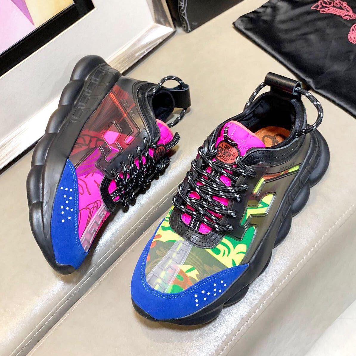 2019 Luxury Ladies Sneaker Design