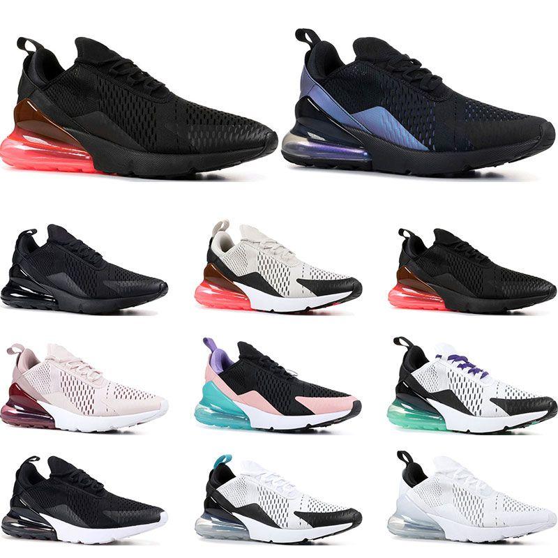 도매 남성 여성을위한 실행 신발 트리플 블랙 화이트 하루 사우스 비치 Throwback 미래 스포츠 스 니 커 트레이너 크기 36-45