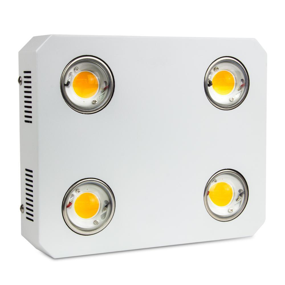 CTZ-X4 COB LED Grow Light Full Spectrum 600W 3500K 5000K = HPS Growing Lamp for Indoor Plant Veg Flower Lighting
