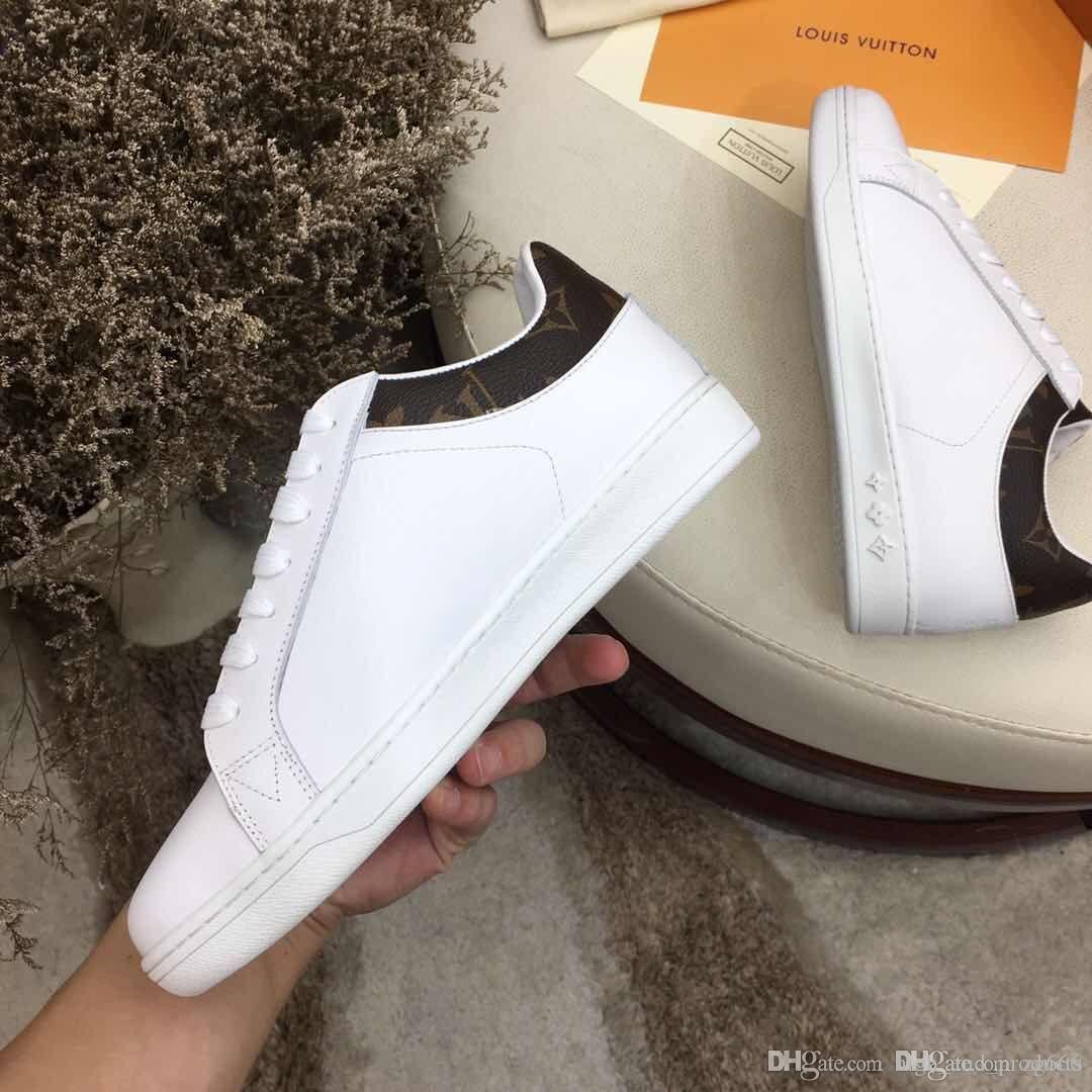 q2 Fransız lüks tasarım kadın sonbahar ve kış rahat ayakkabılar, yüksek kaliteli bayan botları moda baskılı spor ayakkabı, boyut: 35-
