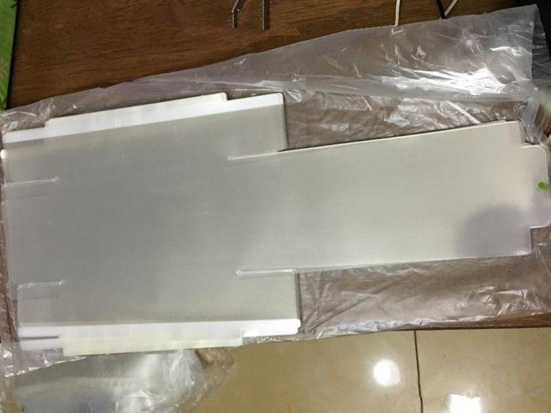 Mini 100pcs Vorderseite Rückseite Kunststoff-Dichtung Fabrik Schutzfolie für das iPhone XS MAX XR X 7 8 Plus-Box Verpackungsfolie Dichtung Boxs