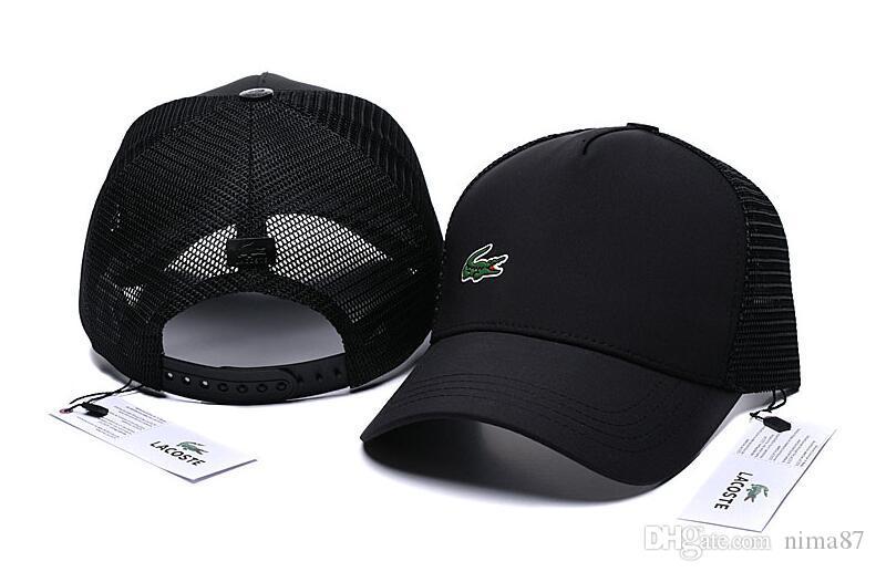 New Design Crocodile Style Classic Sport Baseball Caps High Quality Golf Caps gorras Hat Men Women bone Adjustable Snapback hats casquette
