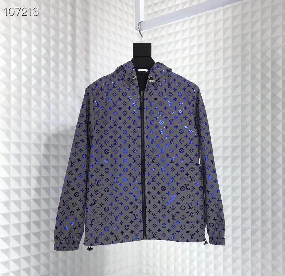 mens moda designer giacca a vento casuale hiphop 3m giacca riflettente Nuovo Modello classico designer del marchio uomini e donne amanti della sp