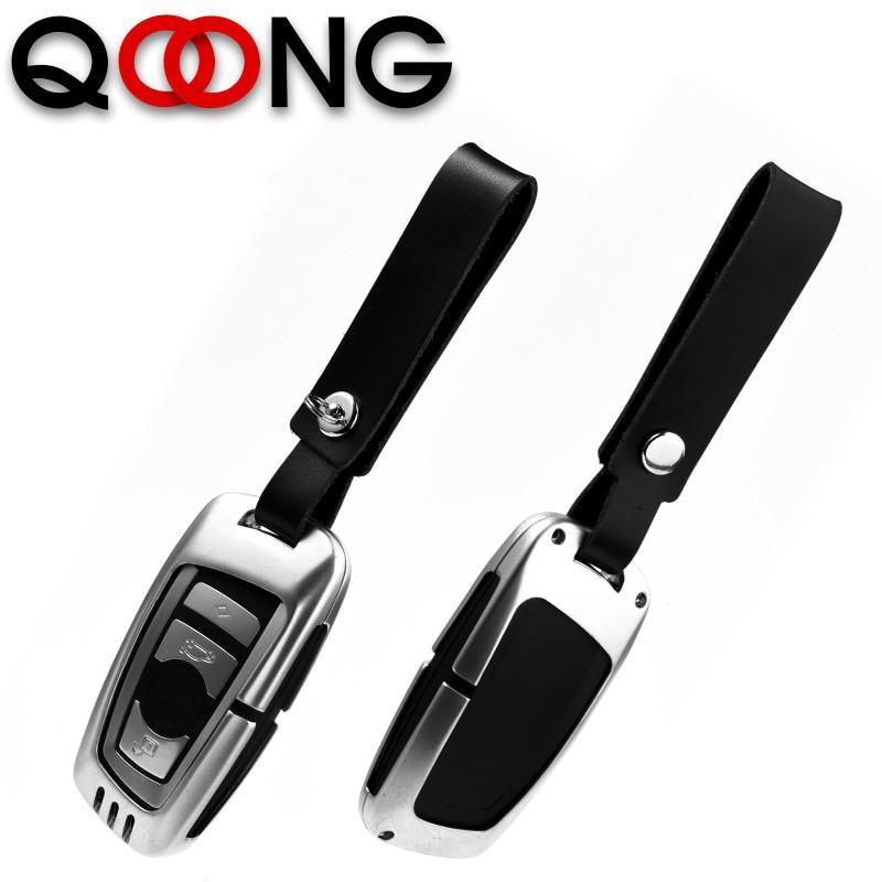 % 100 Gerçek Deri Anahtarlık Ring El Yapımı Dana derisi Kordon DIY Çanta Anahtarlıklar Tutucu Araç Keyrings Erkekler Kadınlar Anahtarlık S54