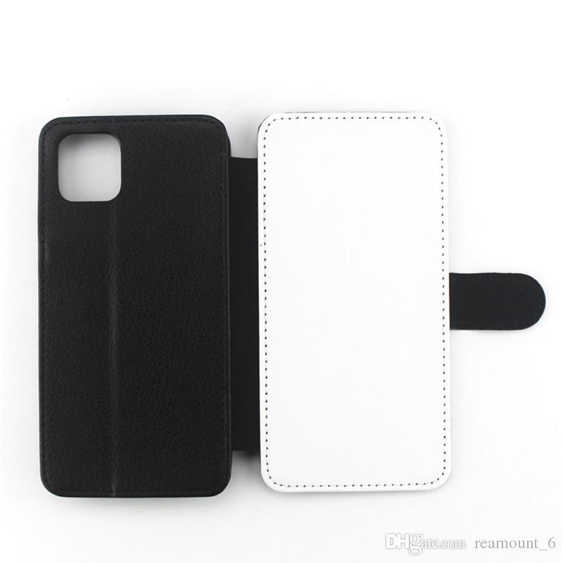 Для Moto сотовый телефон Дело сублимации Кошелек Обложка для Moto G G2 G5 G6 Plus E X Play Blank PU + PC кожаный флип чехол