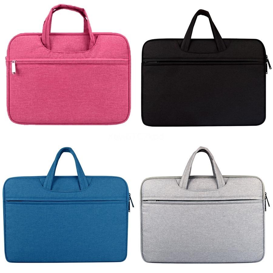 14 15 pollici borsa della cartella Computer Borse per notebook per Huawei Dell Acer Macbook Xiaomi Office Portable Fashion Bag # 564