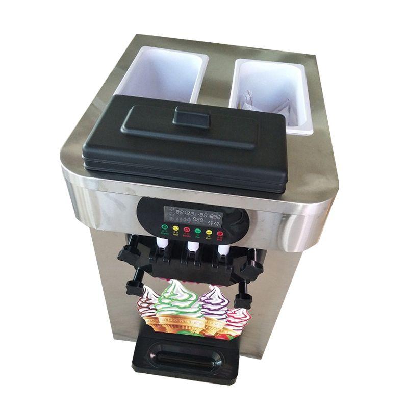 Машины мороженого настольного компьютера / аттестованные CE