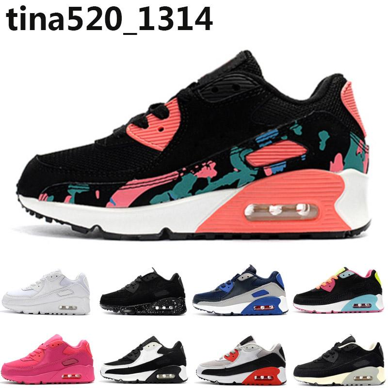 New Kids Cushion designer shoes For men women Sport Shoes boys girls Trainers Sneakers children run size Eur 28-35