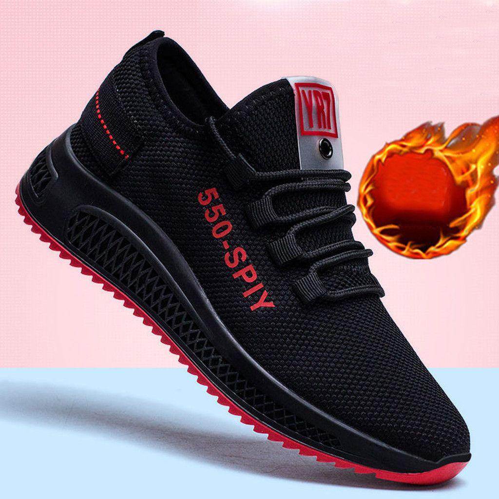 Сетка Добавить шерстяную квартиру кроссовки для женщины зимние теплые спорты беги дышащие кроссовки Zapatos de Mujer легкий кроссовки