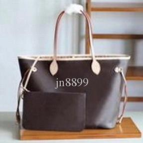 뜨거운 판매 최고 클래식 디자이너 여성 핸드백 용량 PU 어깨 토트 백 일 클러치 지갑 핸드백 지갑 # 40156