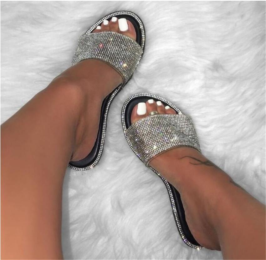Новое лето сандалии женщин 2020 обувь женщина сандалии плоский моды пляжная обувь Женщины Сандал PH-CFY20050913