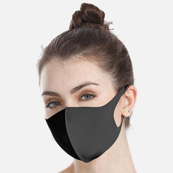 Air Purifying маска для лица против пыли Туман лица Mouth Фильтр маски Пылезащитно дышащие и капли washable.Unisex.Prevent из распространенных 2000pcs