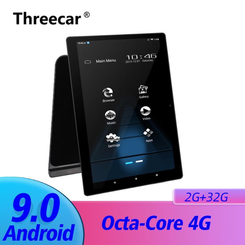 11,6-дюймовый Android Подголовник монитор HD 1080P видео сенсорный экран WIFI / Bluetooth / USB / SD / HDMI / FM MP5 Video Player