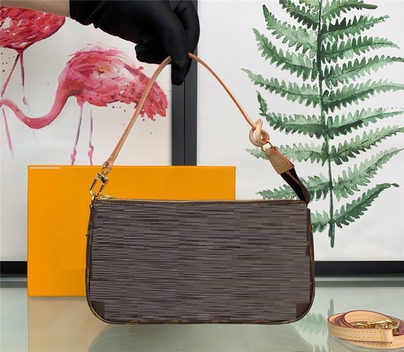 Bolsas de Embraiagem Ombro Crossbody Bags Chip 21cm com qualidade Riginal Real Caixa de Couro Designer Crossbody Mulheres Sacos de Versão Canvas para Usxa