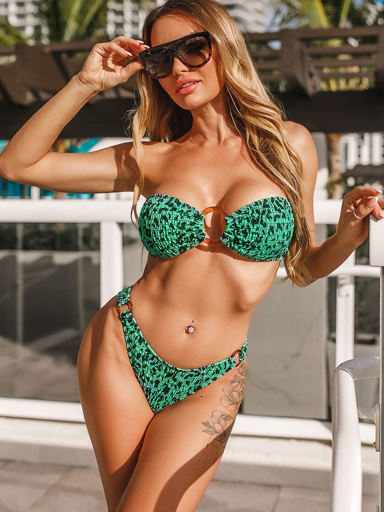 2020 Nouveau Top sexy Bikini Maillot de bain femme Bikini de Split maillot de bain Femme Summer Beach Wear Biquini