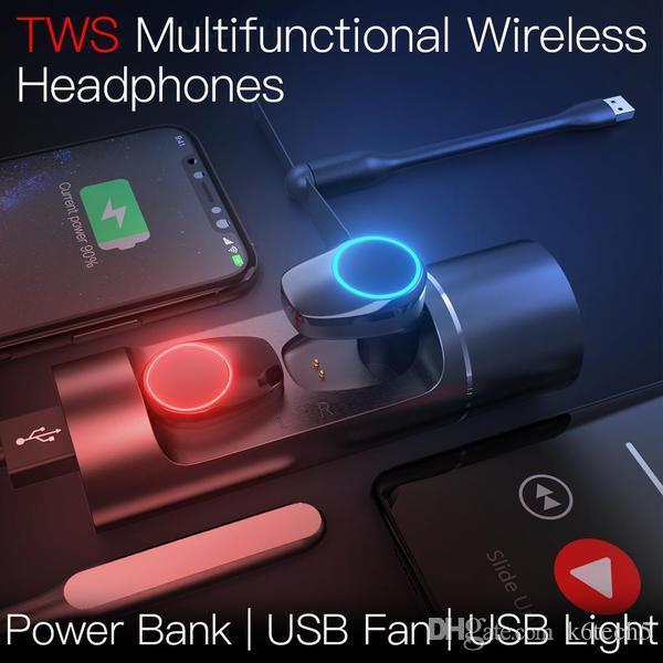 JAKCOM TWS Casque multifonctions sans fil nouveauté dans les casques Écouteurs en tant que langue de changement Bracelet Android Firestick