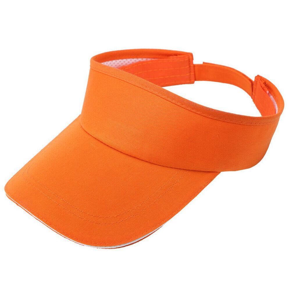 Nuovo unisex Donna Uomo Fashion Casual cappello di Sun di estate del cotone Sole Sport Cap Nuovo